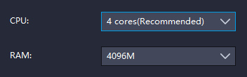 4 Cores And 4048M