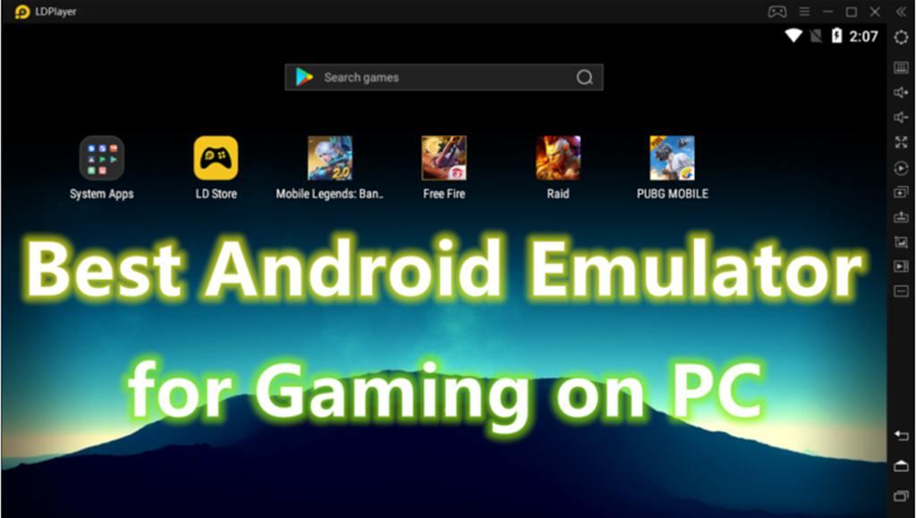 Best Emulator for 64 Bit Mobile games