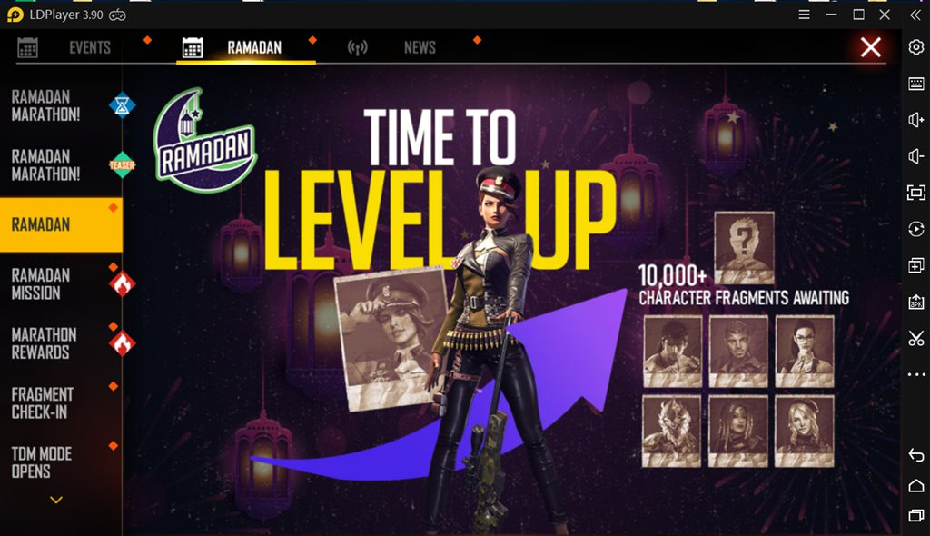 Free Fire Online Event Tips2