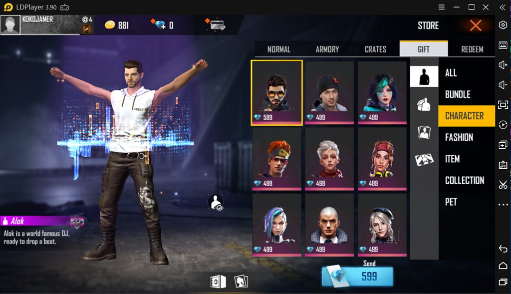 Free Fire Online Event Tips6