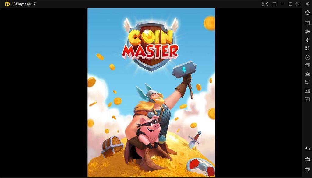 Open Coin Master