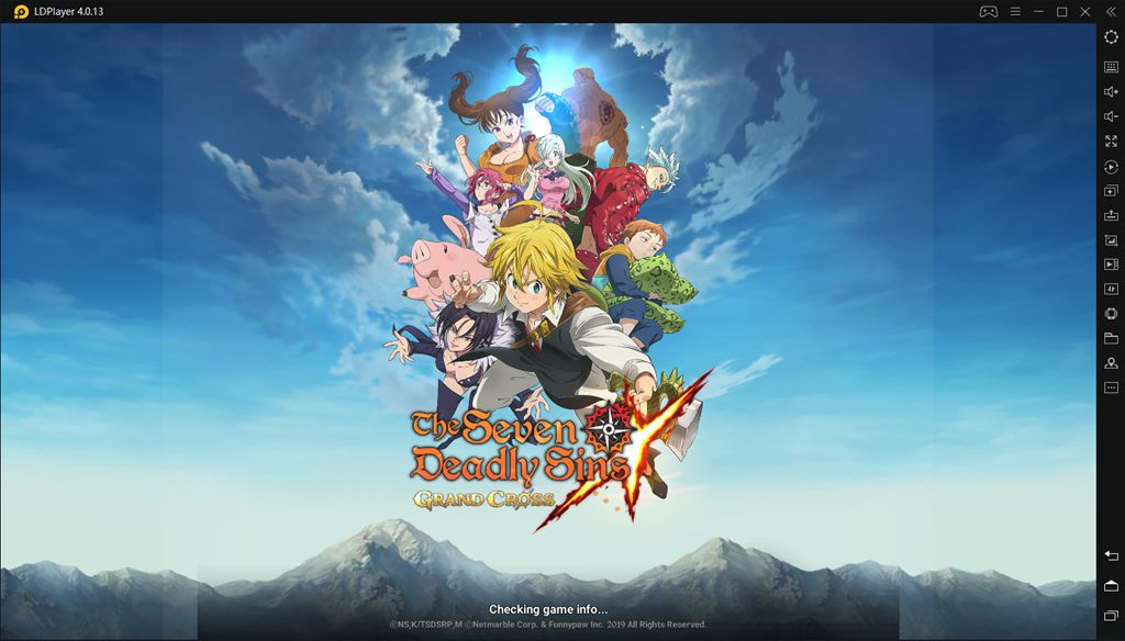 The Seven Deadly Sins PC LDPlayer