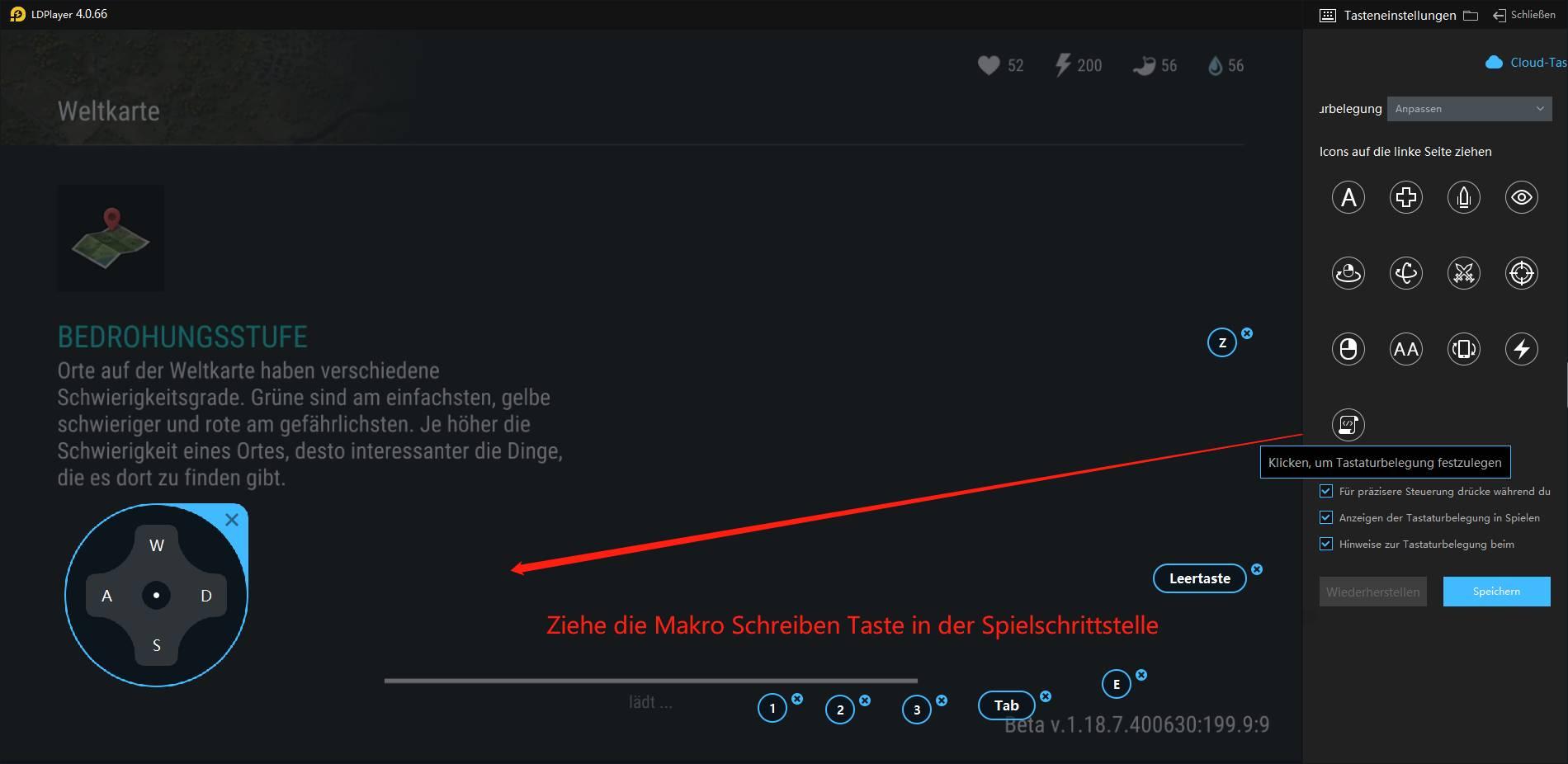 Einführung zudemTastaturmakrobefehl auf LDPlayer
