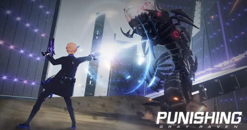 punishing gray raven Kamui Dark Energon