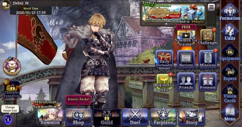 War of Vision Tier List [June 2021 Update]
