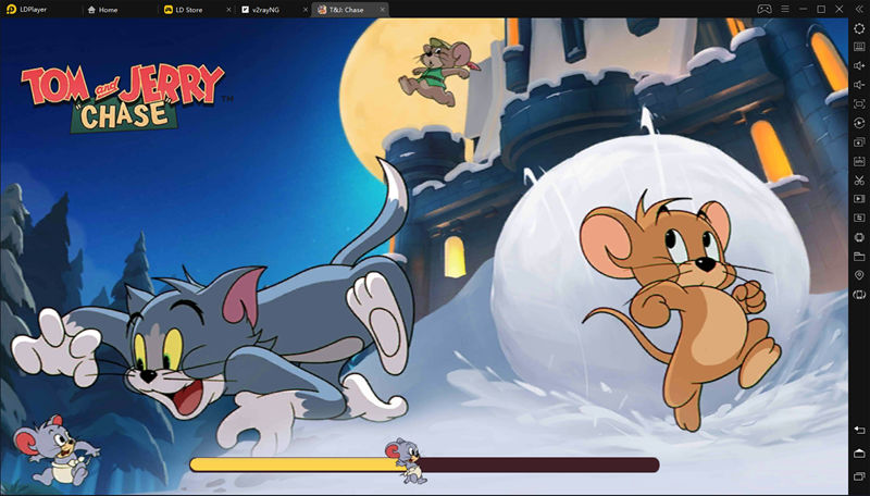 Tom and Jerry: Chase