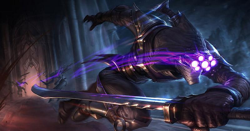 League of Legends Wild Rift Master Yi Gameplay