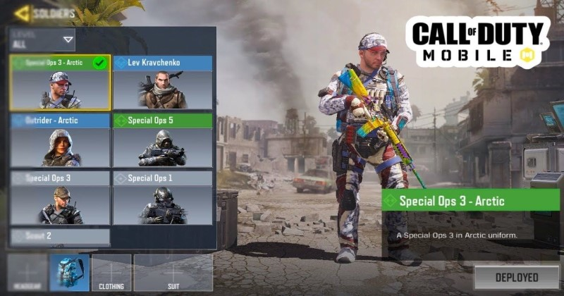 "Call of Duty: Mobile Season 3 ""Tokyo Escape"""