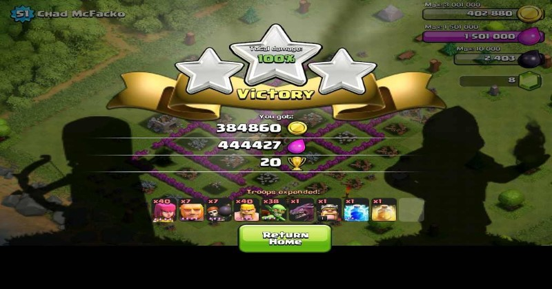 Clash Of Clans - Best Attack Strategies For Town Hall 12 & Above