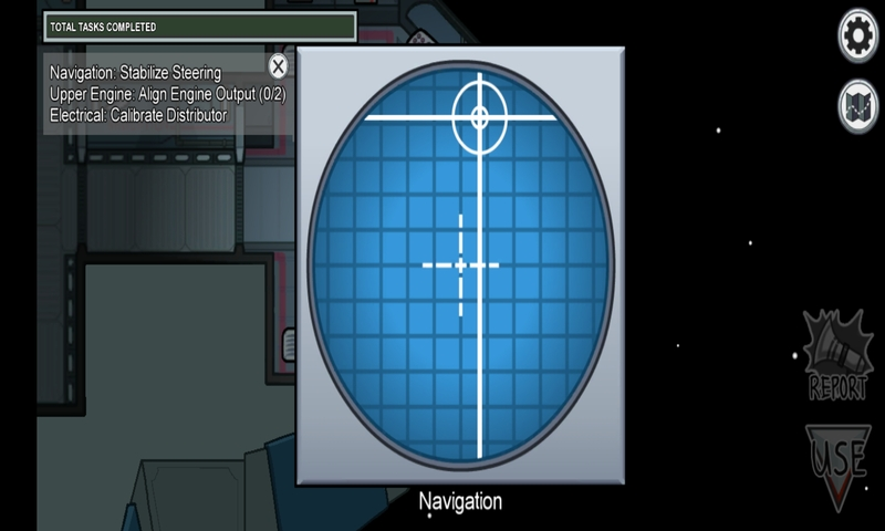 Among Us: How to complete tasks in SKELD Map as a Crewmate?