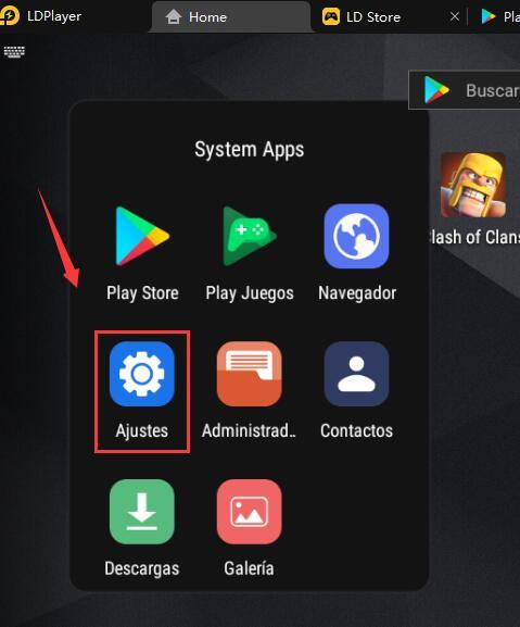 ¿Cómo habilitar el modo de desarrollador en emulador?