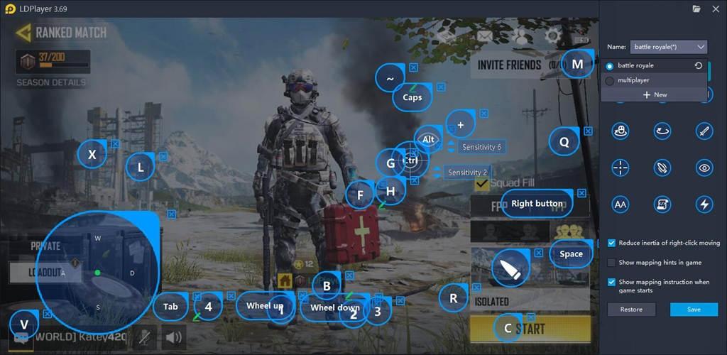 Call of Duty Mobile for PC   Bagaimana bermain COD Mobile di PC