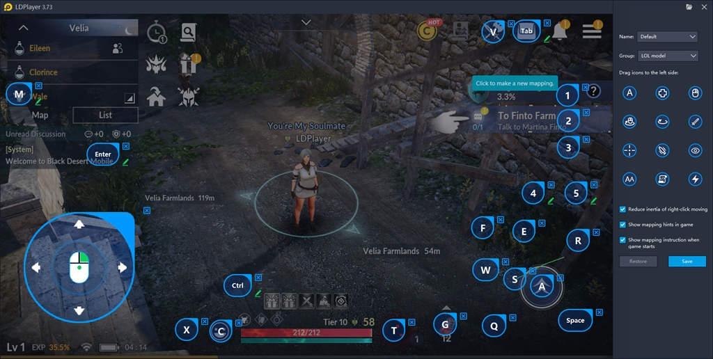 Black Desert Mobile-------Guia para jogar  no PC