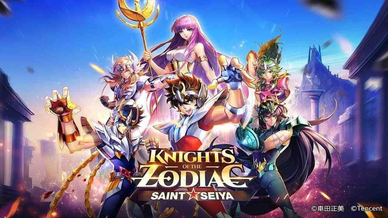 Como jogar Saint Seiya Awakening: Knights of the Zodiac no PC