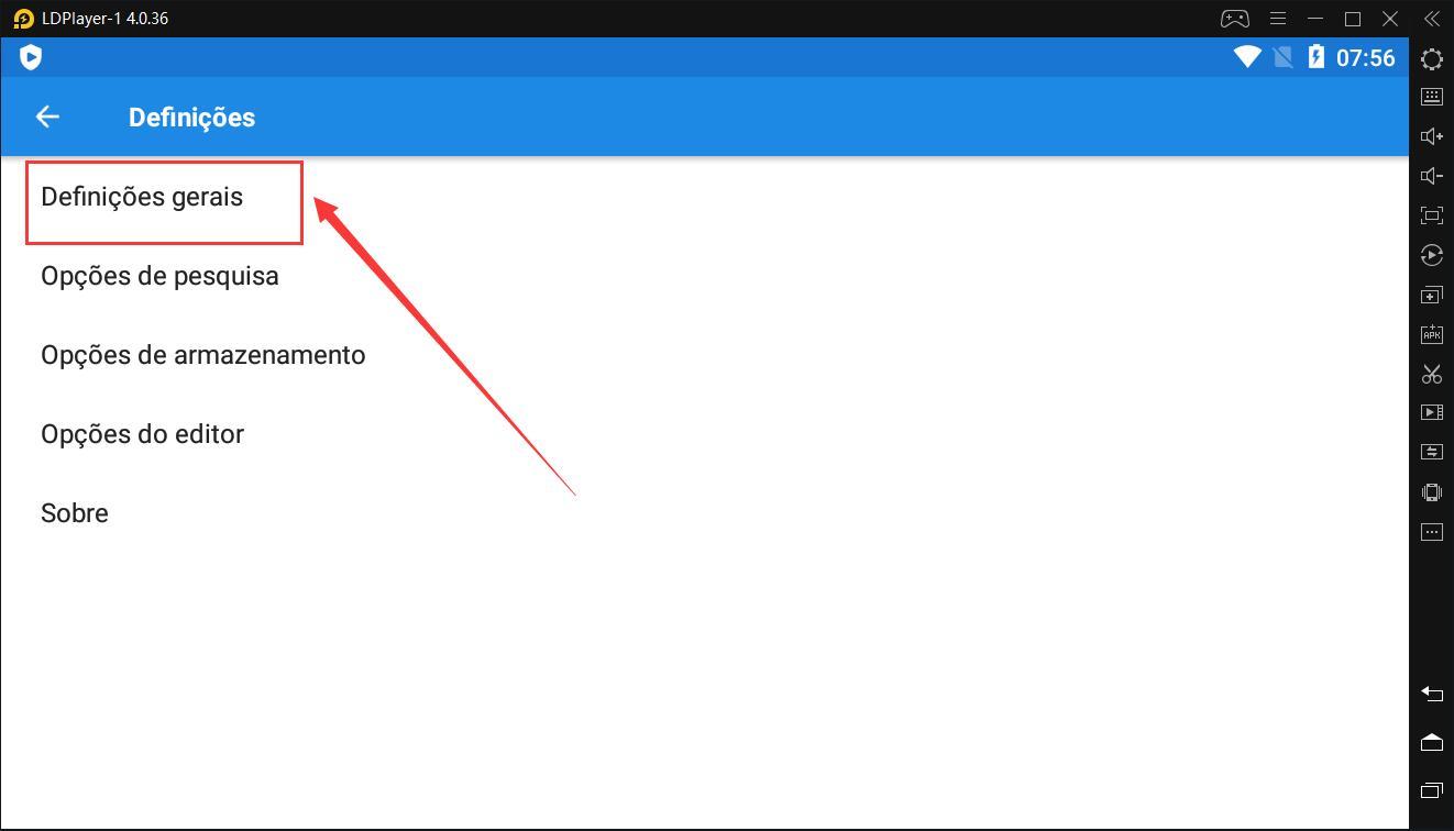 Como obter arquivos APK de jogos ou aplicativos instalados