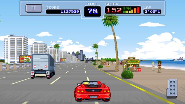 Final Freeway-um dos jogos de corrida mais legais para Android