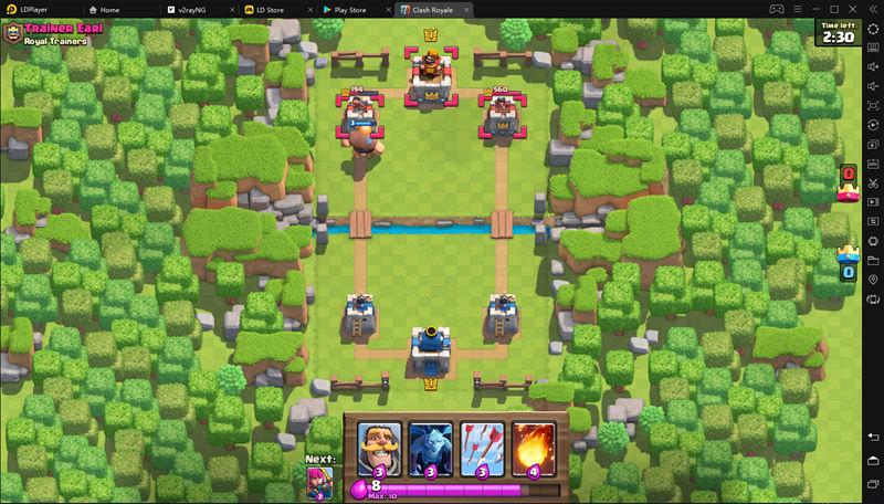 Baixe e jogue Clash Royale no PC