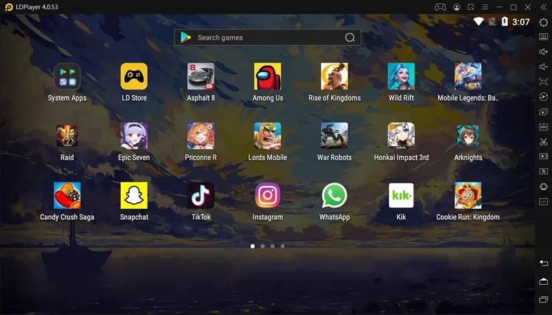 LDPlayer 4 - Android 7 ile Yeni Özellikler ve İyileştirme