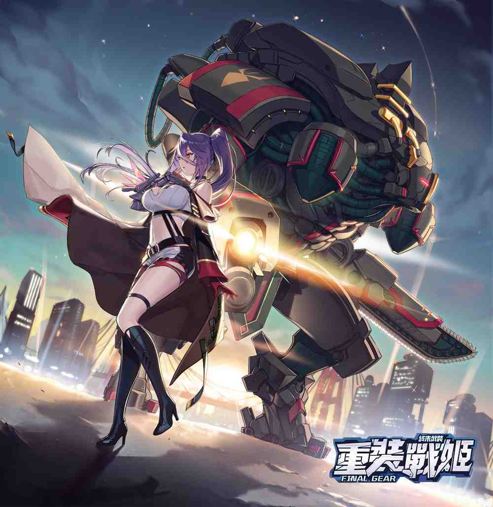 泳裝消息首度曝光!歡慶滿月歷程《重裝戰姬》釋出全新角色「蘇茉拉」及一體機「鋼鐵要塞」