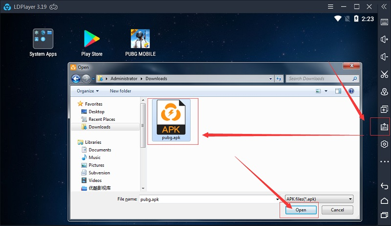 How to install APK on LDPlayer