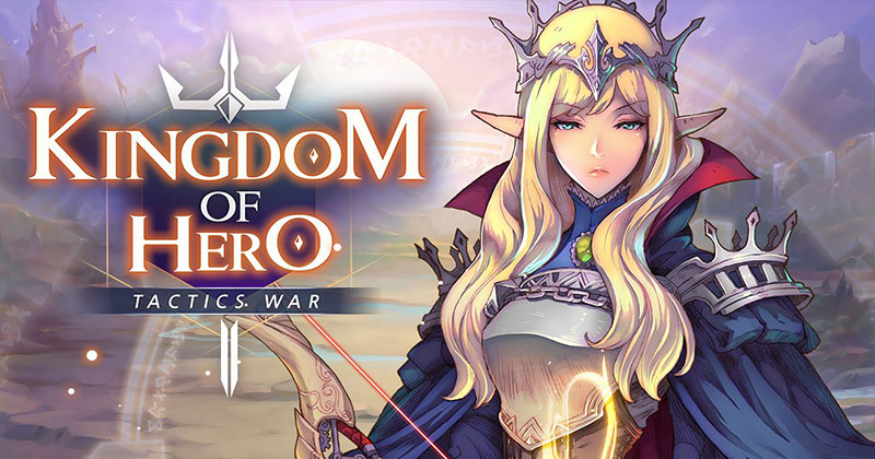 Kingdom of Heroes Tactics War Beginner G...