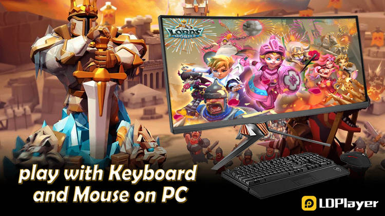 Play Lords Mobile on PC with Free Androi...