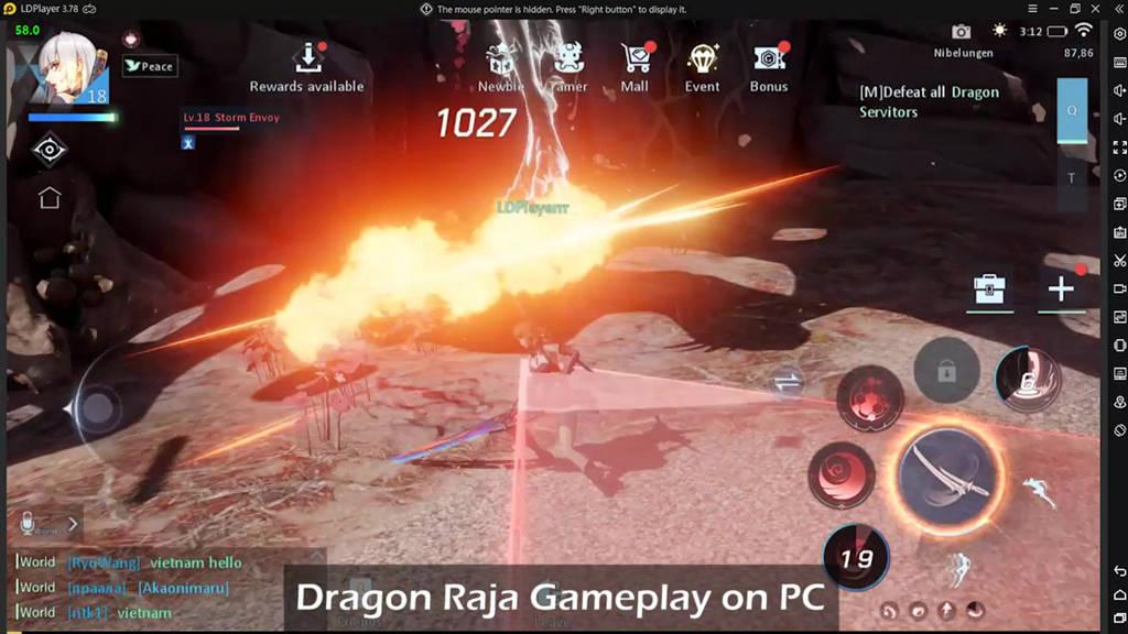 Dragon Raja di PC: Best Emulator&Setting...