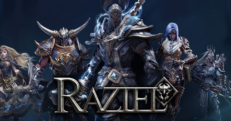 Raziel: Dungeon Arena: Top early game Mi...