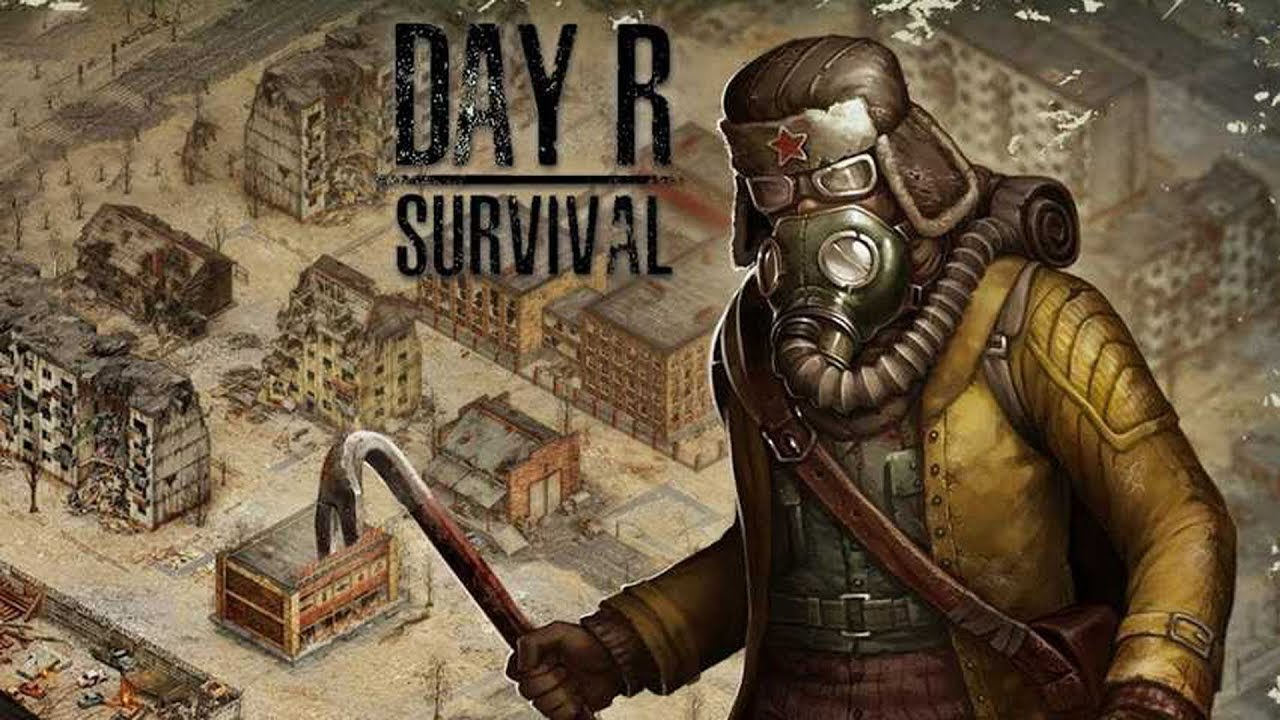 Играть в Day R Survival: Выживание бесплатно на пк